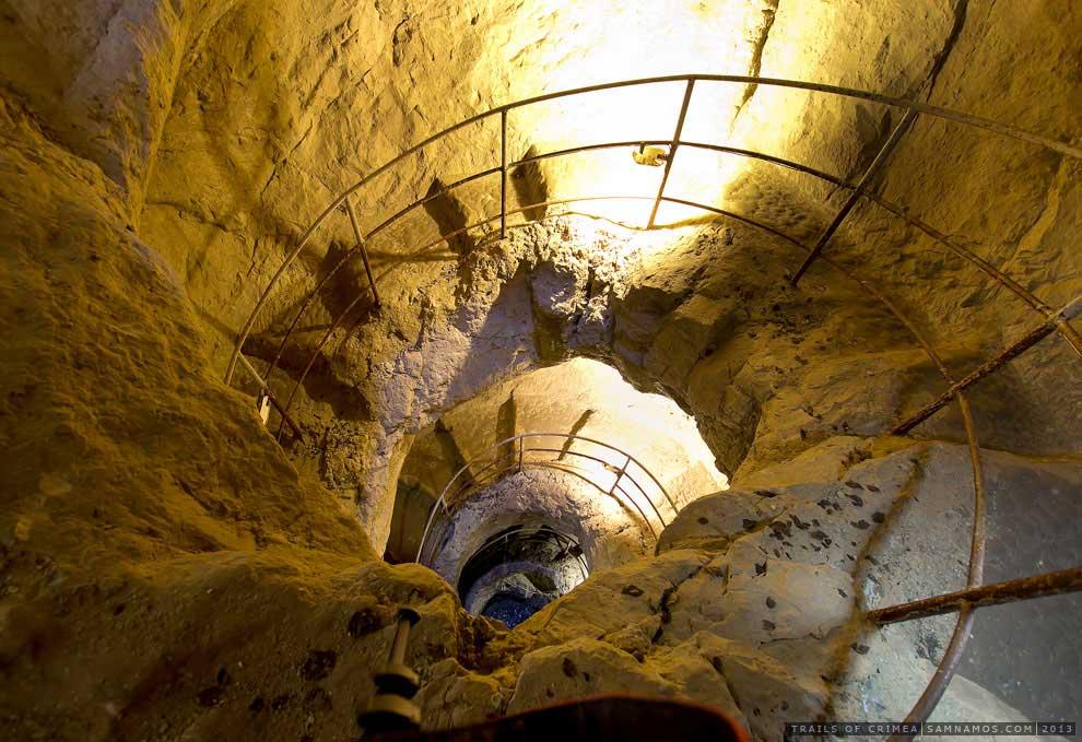 Маршрут по пещерным городам Крыма