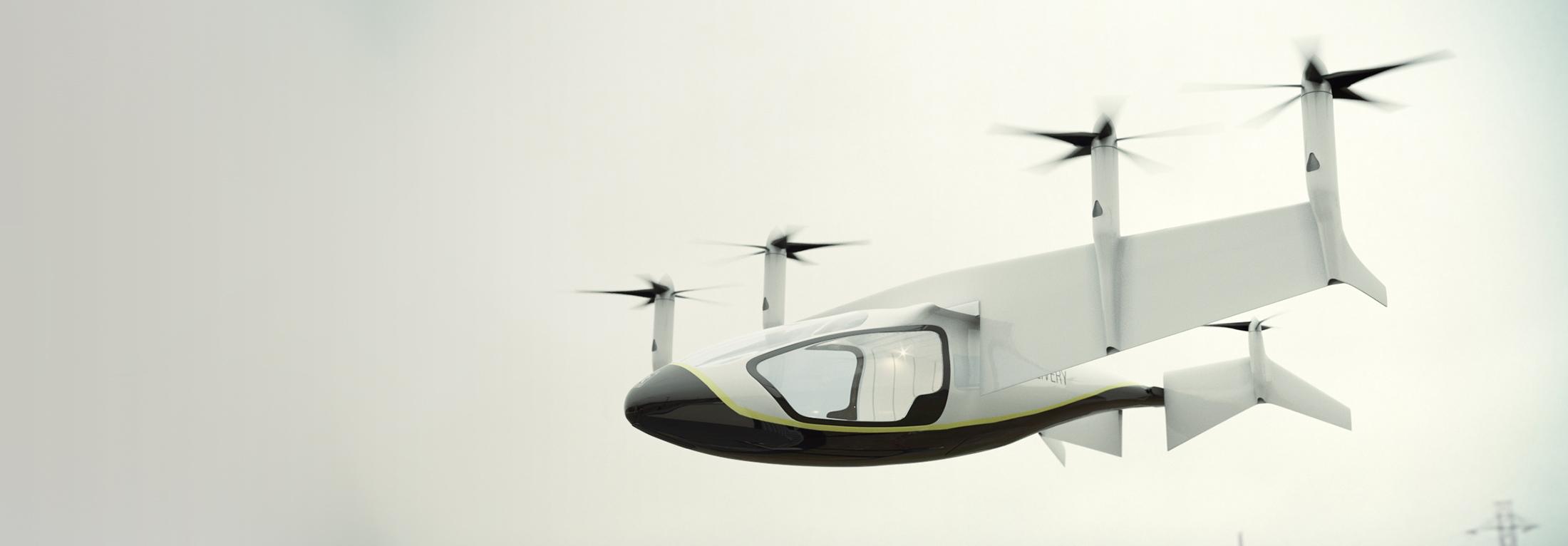 Концепт летающего авто от Rolls-Royce будет готов к середине 2020-х