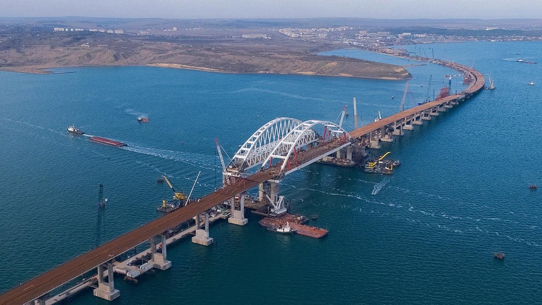 Открытые тайны Крымского моста (документальный фильм)