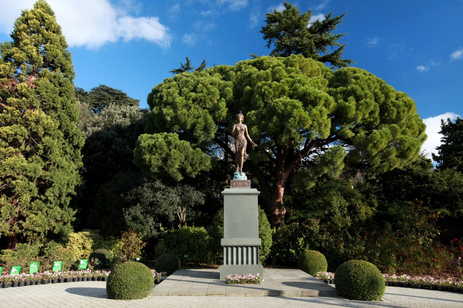 Никитский Ботанический сад 5