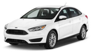 Прокат авто Ford Focus Hatchback по Крыму
