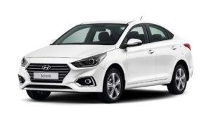 Прокат Hyundai Solaris в Севастополе по Крыму