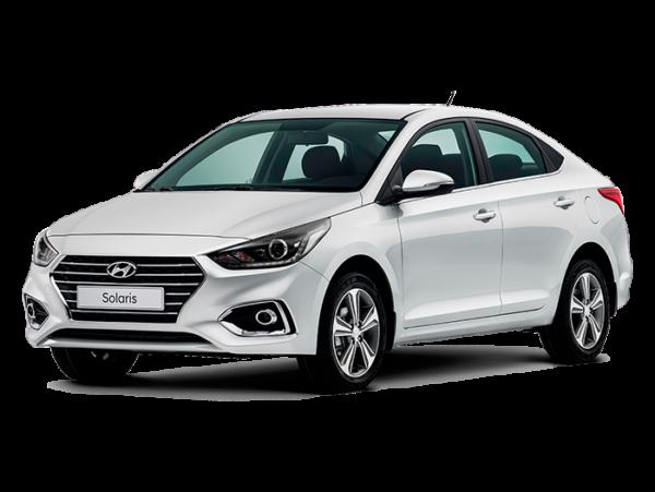 Аренда машины Севастополь Hyundai Solaris