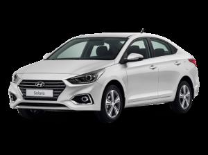 Прокат машины в Севастополе Hyundai Solaris II