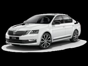 Взять авто Skoda Octavia напрокат в Севастополе