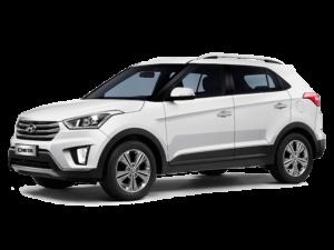 Взять напрокат автомобиль Hyundai Creta в Севастополе