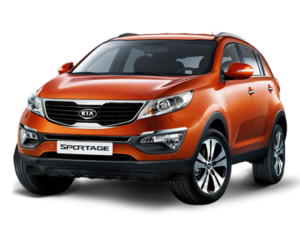 Взять Kia Sportage напрокат в Севастополе
