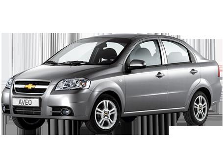 Прокат автомобиля в Севастополе Chevrolet Aveo