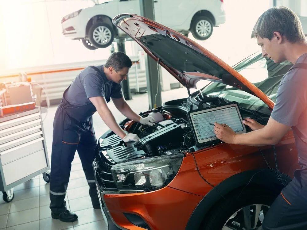 Цена обслуживания личного автомобиля